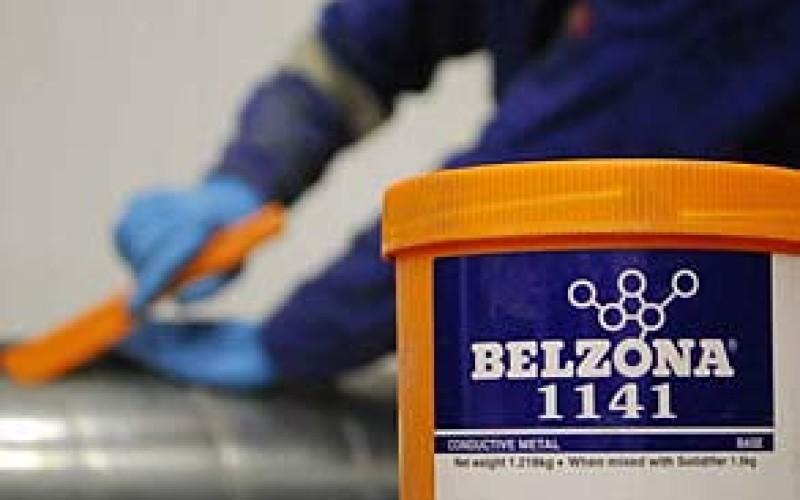 Packaging of Belzona 1141 (Conductive Metal)