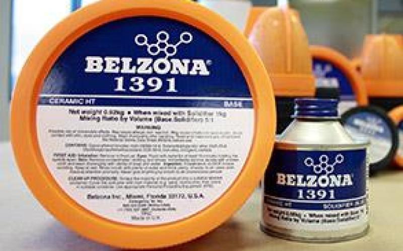 Belzona 1391 (Ceramic HT)