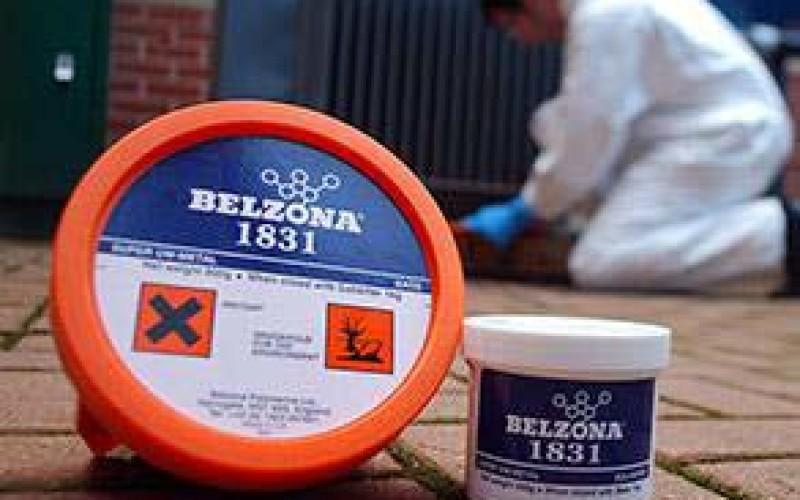 Belzona 1831 (Super UW-Metal)