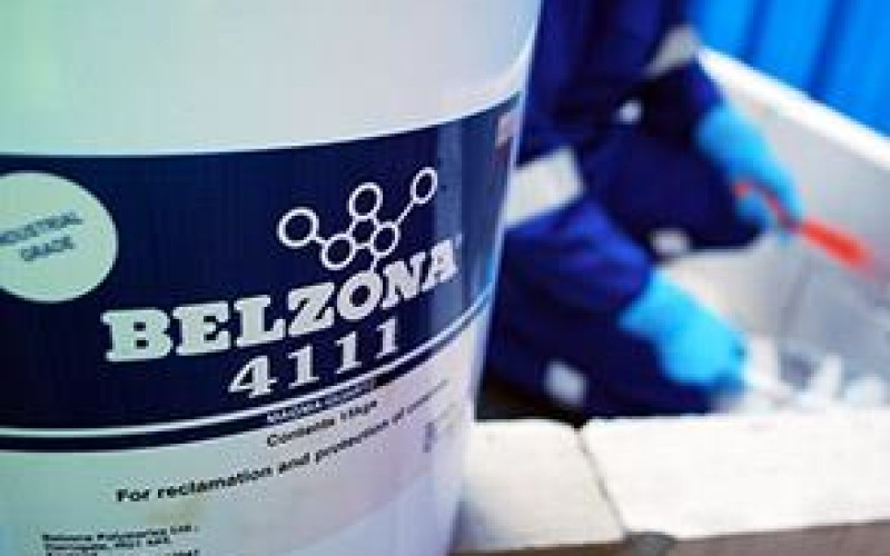 Belzona 4111 (Magma-Quartz) packaging