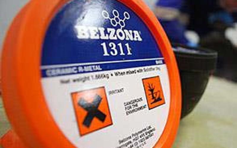 Belzona 1311 (Ceramic R-Metal)