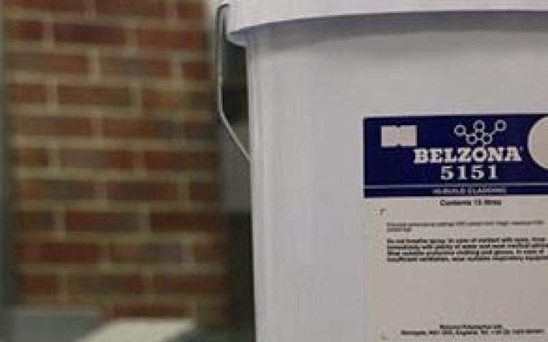 Belzona 5151 (Hi-Build Cladding) packaging