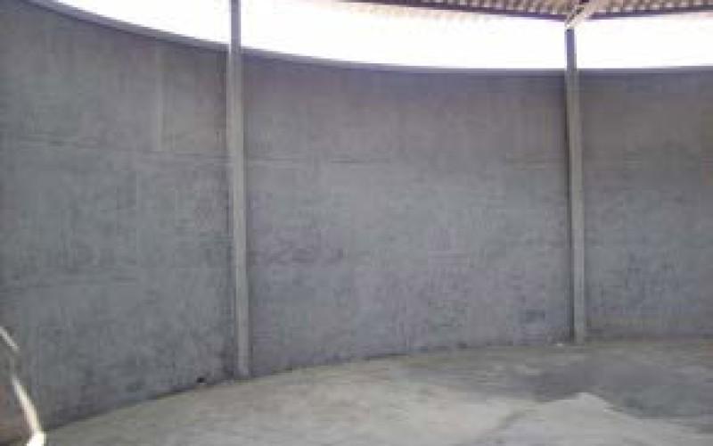 Deterioration of tank walls