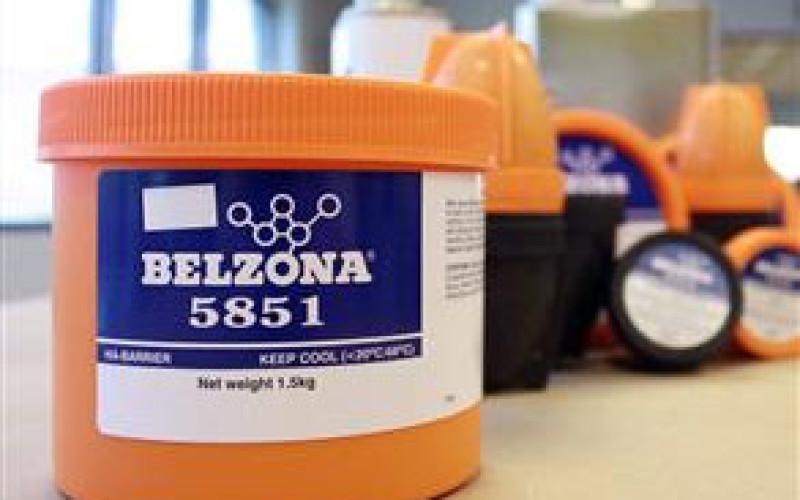 Belzona 5851 (HA-Barrier) packaging