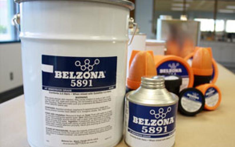 Belzona 5891 (HT Immersion Grade) packaging