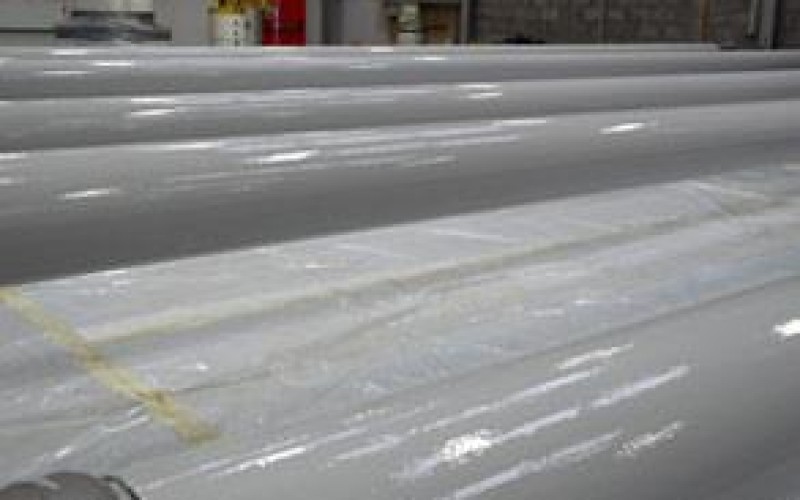 Complete coating application with Belzona 5892